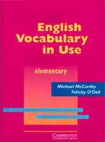 English Vocabulary in Use. Elementary