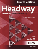New Headway. Elementary. Workbook with key